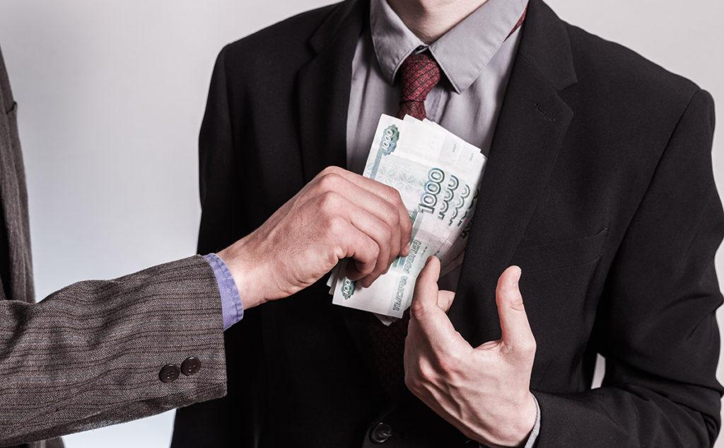 Незаконное участие в предпринимательской деятельности