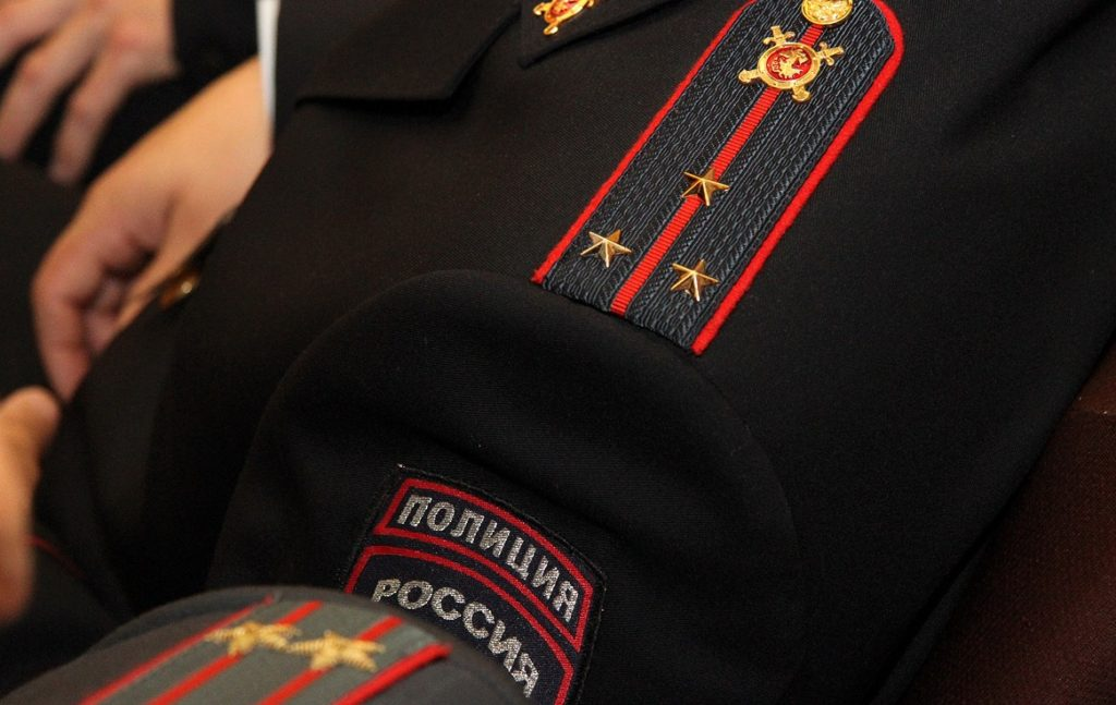 избиение полицейского - статья по УК РФ
