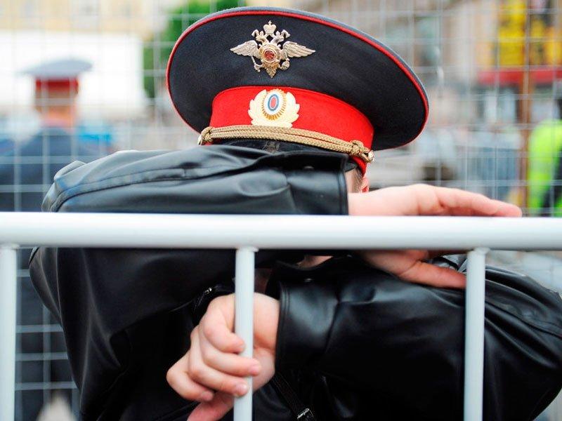 статья за избиение полицейского