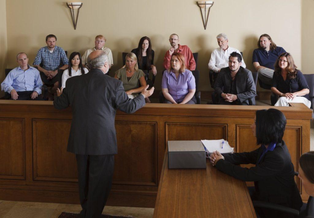 Суд присяжных – как это работает?