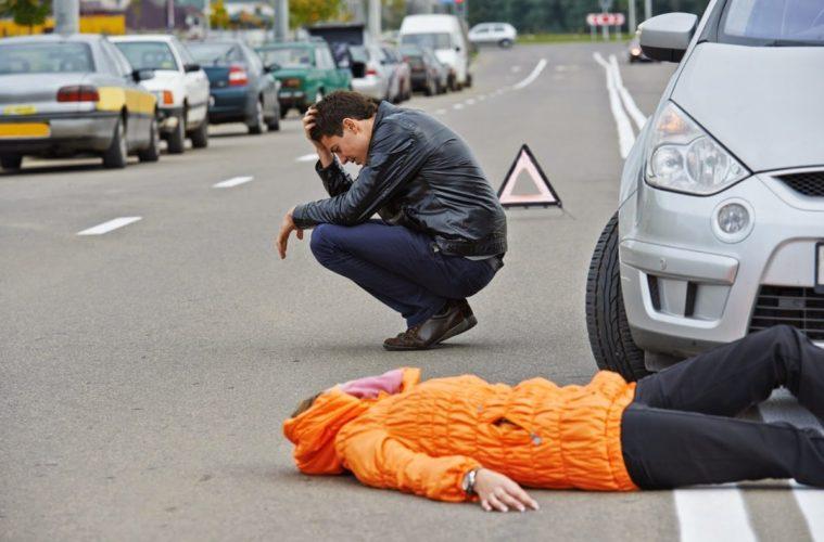 сбит пешеход насмерть