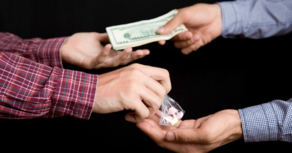 продажа наркотиков