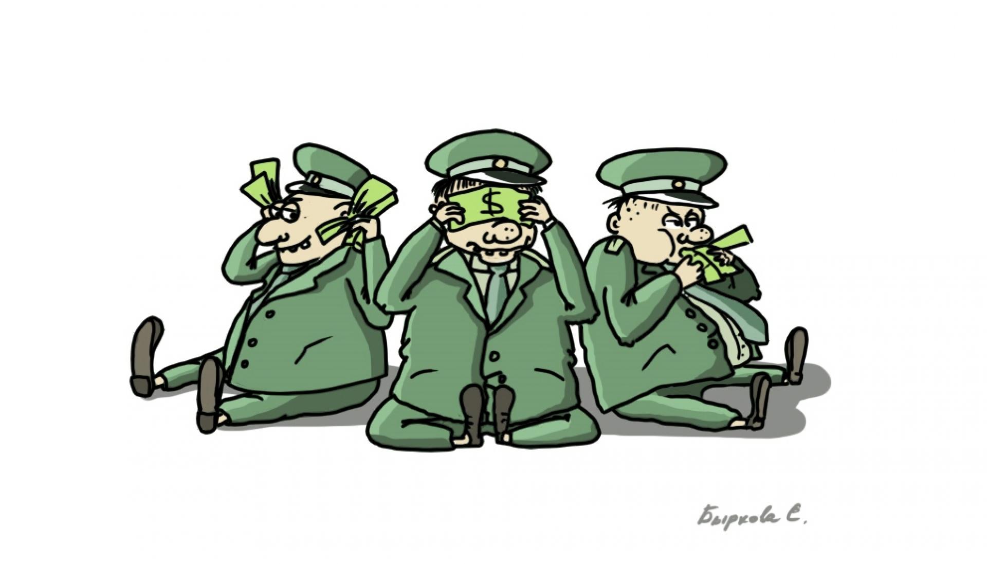 Чем грозит дача взятки должностному лицу