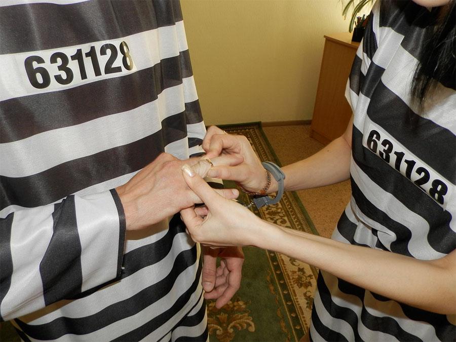 Как выйти замуж в тюрьме?