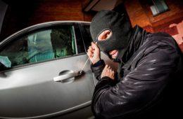 кража автомобиля