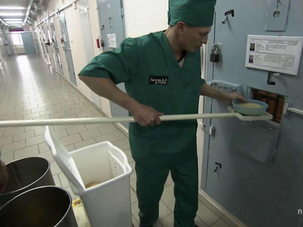 Черный дельфин – одна из самых страшных тюрем России