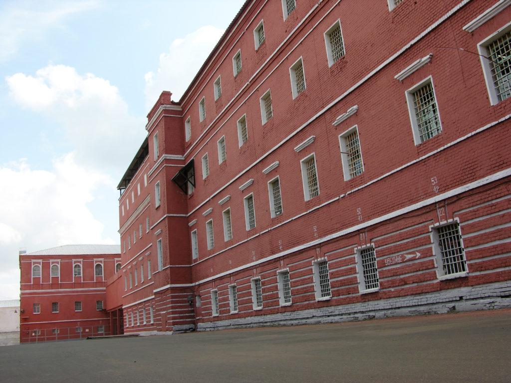 Владимирский централ: адрес