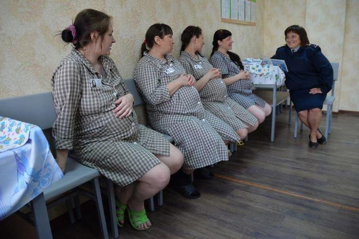 Женские тюрьмы и колонии в России
