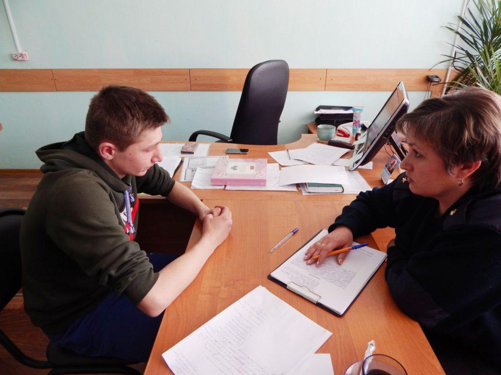 Основания для постановки на учет в детскую комнату полиции