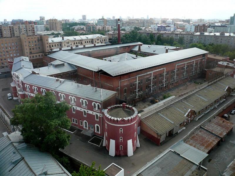 Самые страшные тюрьмы России