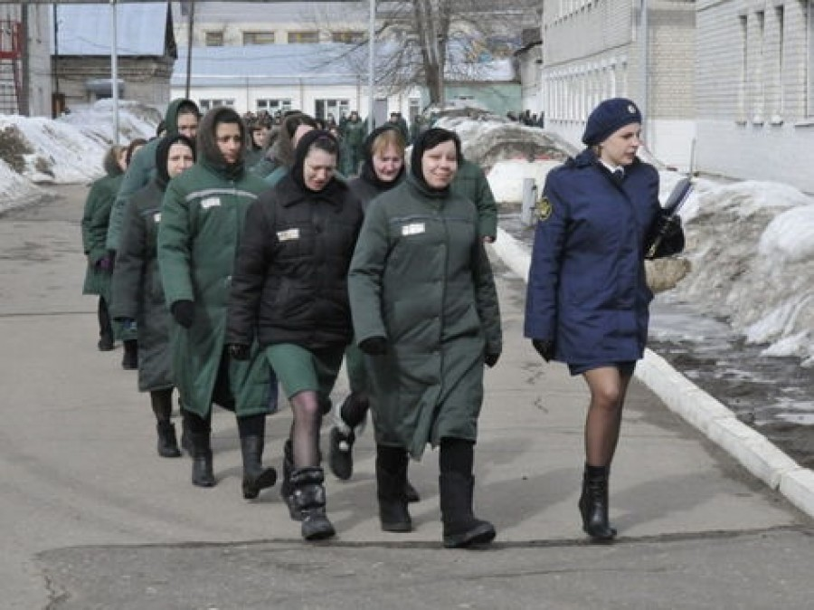 фото из женской зоны россии