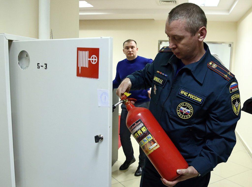Особенности нарушения пожарной безопасности