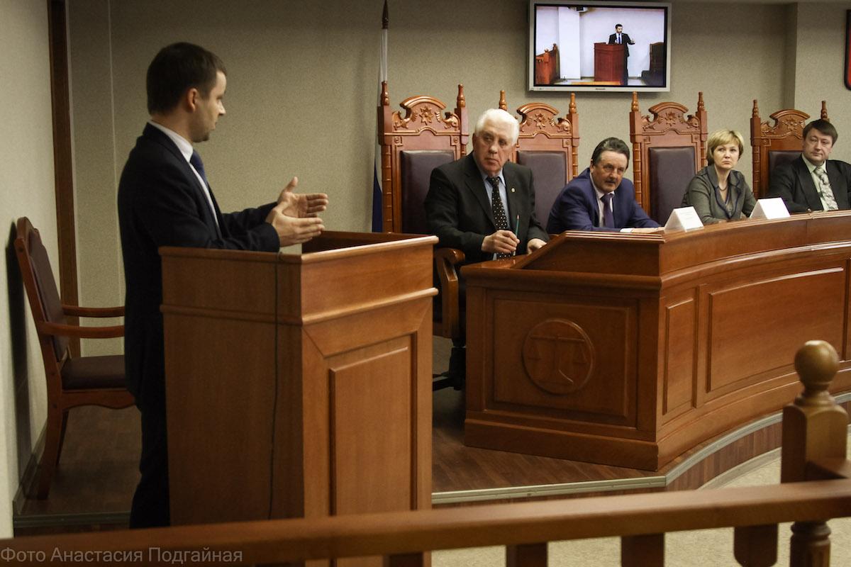 судебные присяжные