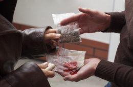распространение наркотиков