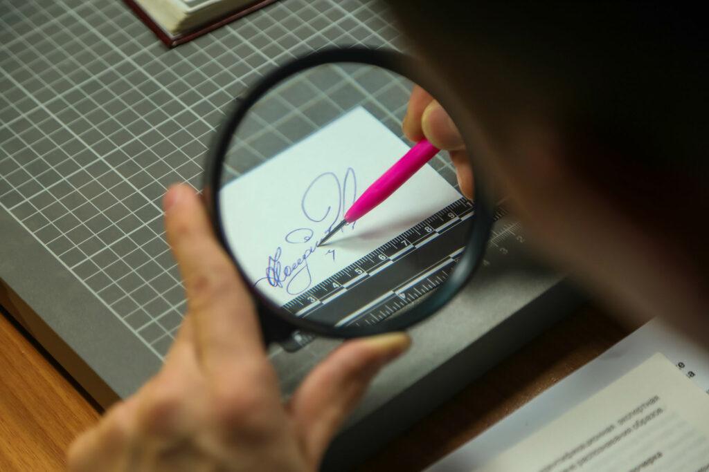 Подделка подписи – состав преступления и ответственность