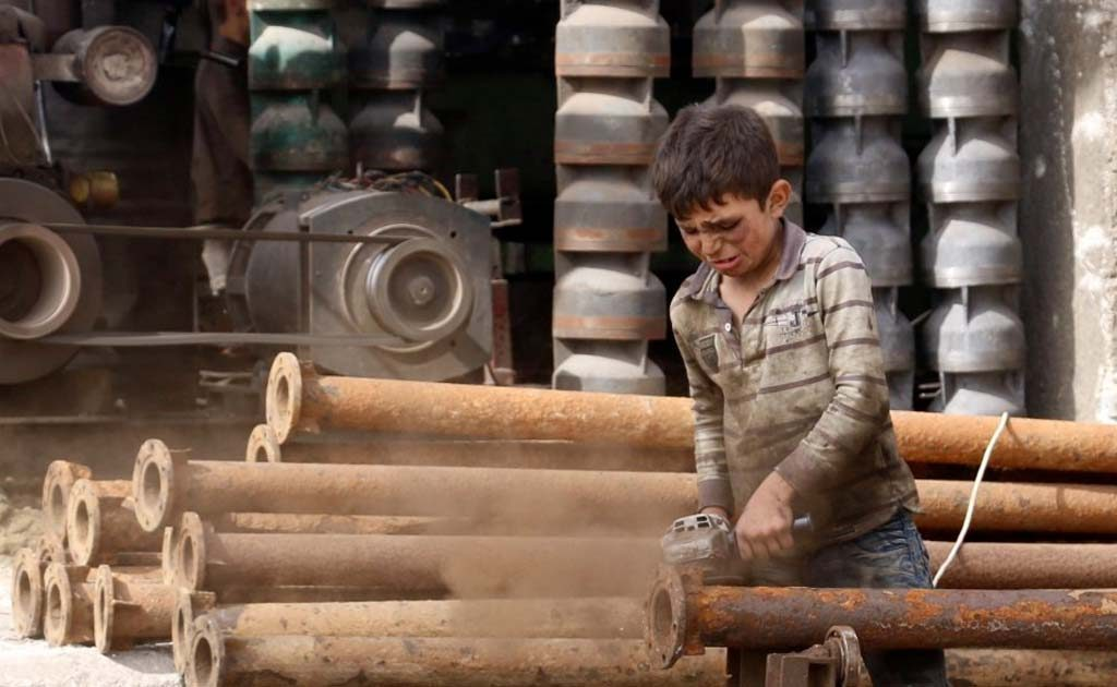 Детский труд – возможен ли?