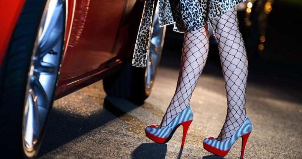 Организация занятия проституцией