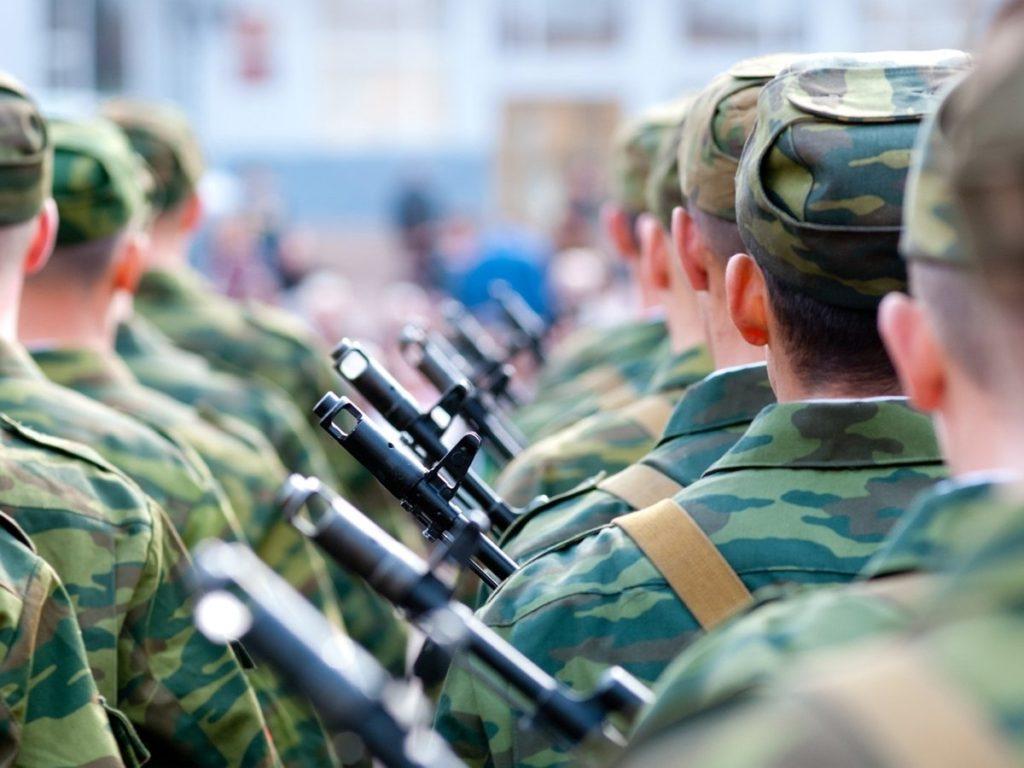 Ответственность за уклонение от службы в армии