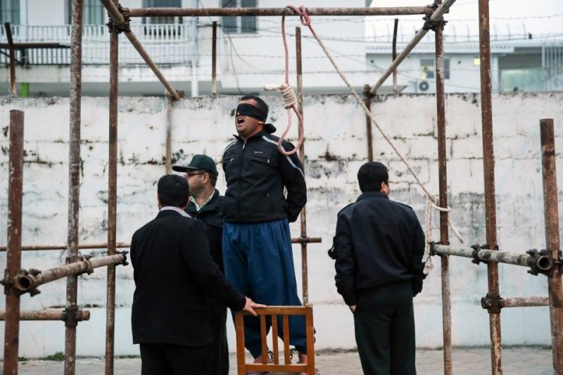 Мораторий на смертную казнь